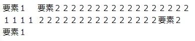 inline-block指定するとブロック要素の特徴を保ちつつ横並びにできる
